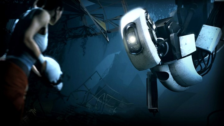 Valves successful game Portals movie is coming