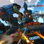 Xbox exclusive Sunset Overdrive looks like its coming to PlayStation