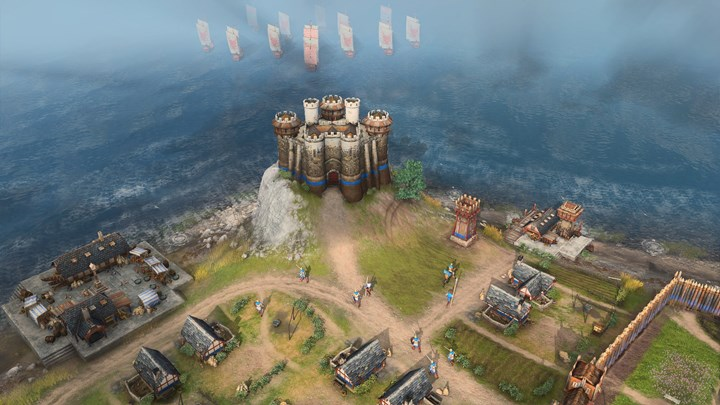 Age of Empires 4 release date announced on Xbox Game Pass from day one 1