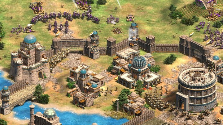 Age of Empires 4 release date announced on Xbox Game Pass from day one