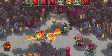 Apple Arcade release date for turn based strategy game Legends of Kingdom Rush announced