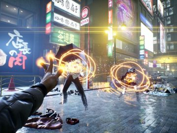 Bethesdas new game Ghostwire Tokyos PS5 features revealed