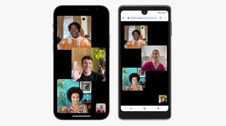 Facetime revolutionizes Android and web support 1