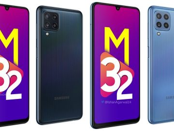 High quality images of Samsung Galaxy M32 revealed