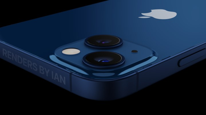 New images of iPhone 13 based on CAD drawings released 1
