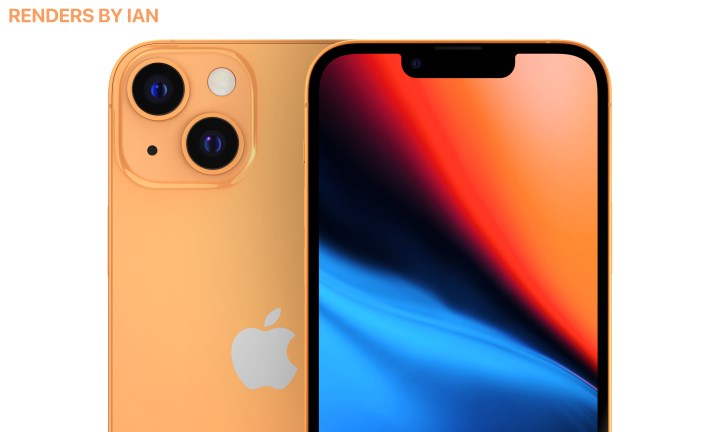 New images of iPhone 13 based on CAD drawings released 2