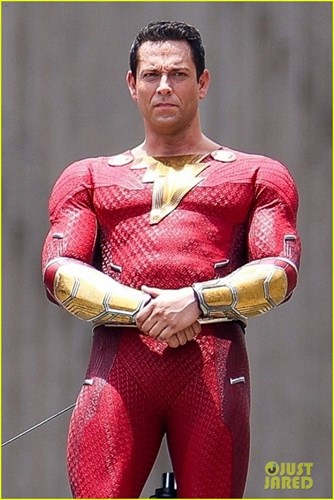 The first video from DC film Shazam 2 shared 2