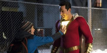 The first video from DC film Shazam 2 shared