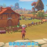 The release date of the life simulation game My Time at Portia for mobile devices announced
