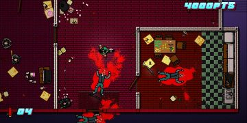 The third of the popular game series Hotline Miami maybe coming after 6 years