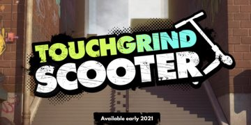 Touchgrind Scooter a sequel to the Touchgrind BMX series is out for iOS