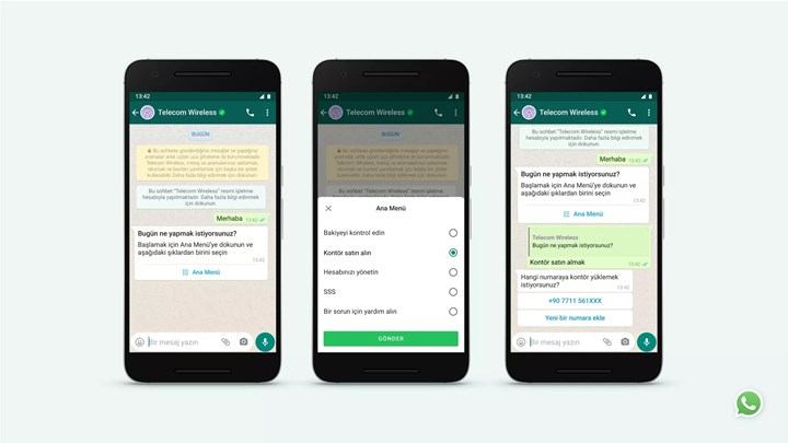 WhatsApp improves communication between businesses and their customers
