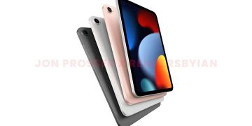iPad mini 6 with a revamped design