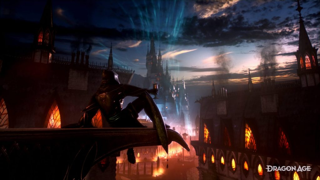 Another image from the new game of the popular game series Dragon Age 14