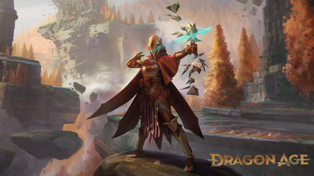 Another image from the new game of the popular game series Dragon Age 2
