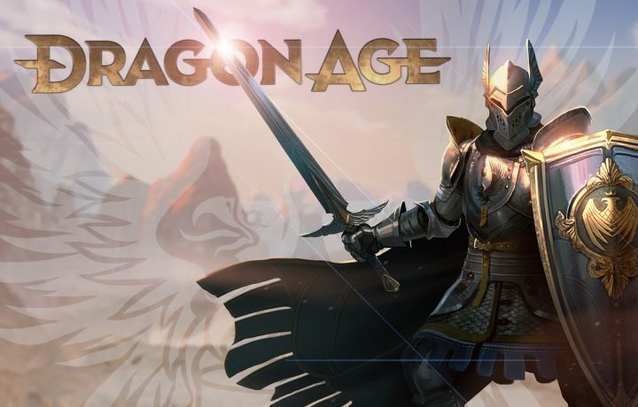 Another image from the new game of the popular game series Dragon Age 3