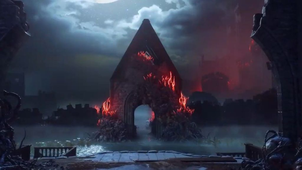 Another image from the new game of the popular game series Dragon Age 6