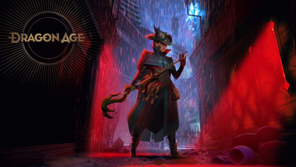 Another image from the new game of the popular game series Dragon Age 9