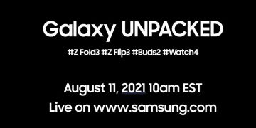 Samsungs Galaxy UNPACKED event has a date Here are the products to be introduced