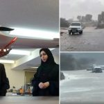 The United Arab Emirates makes its own artificial rain against drought