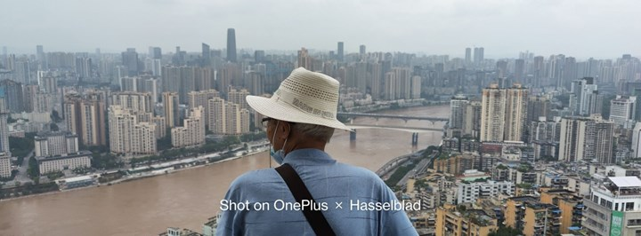 Hasselblad XPan update for OnePlus 9 series 1