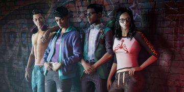 8 minute gameplay video from the new Saints Row game